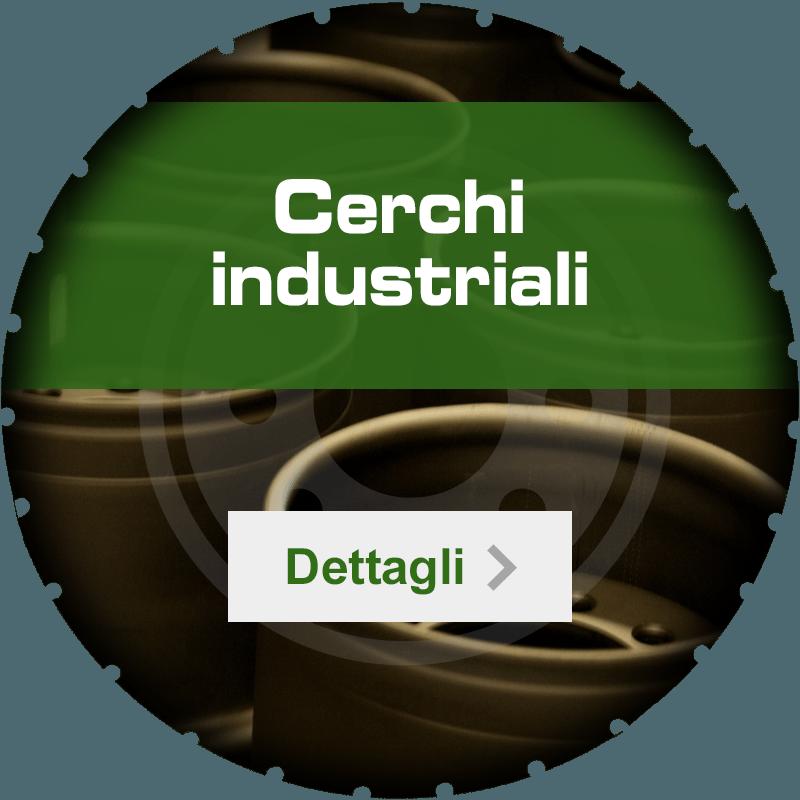 Cova Claudio & Figli Gomme snc - Cerchi industriali