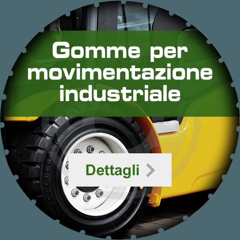 Cova Claudio & Figli Gomme snc - Gomme per movimentazione industriale