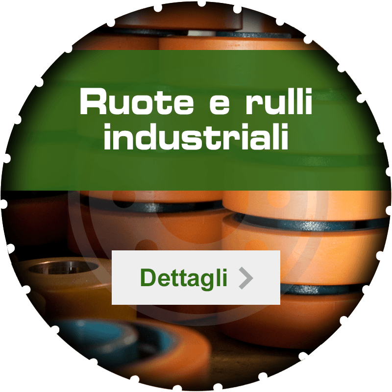 Cova Claudio & Figli Gomme snc - Ruote e rulli industriali