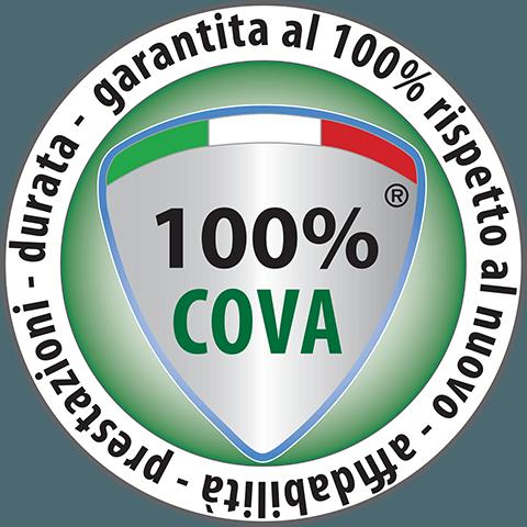 Cova Claudio & Figli Gomme snc - Affidabilità, prestazioni, durata garantita al 100% rispetto al nuovo