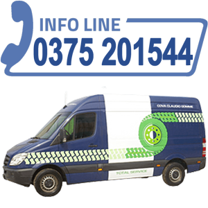 Cova Claudio & Figli Gomme snc - Info Line 0375 42186