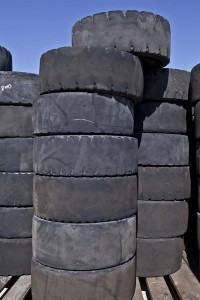 waste solid tyres collection Cova Claudio & Figli Gomme srl