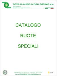 Cova Claudio & Figli snc - Catalogo ruote speciali
